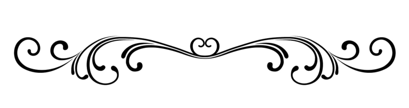 Download Free png Victorian scroll clip art png.
