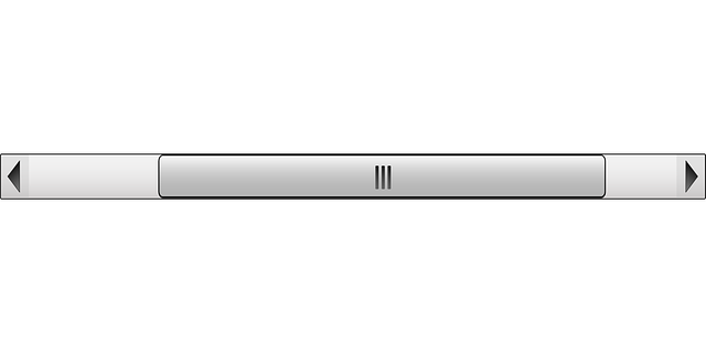 Free vector graphic: Scroll Bar, Bar, Left, Right.