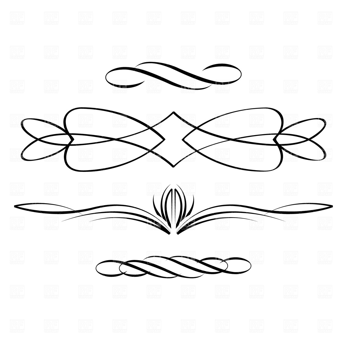 Free Scroll Border Cliparts, Download Free Clip Art, Free.