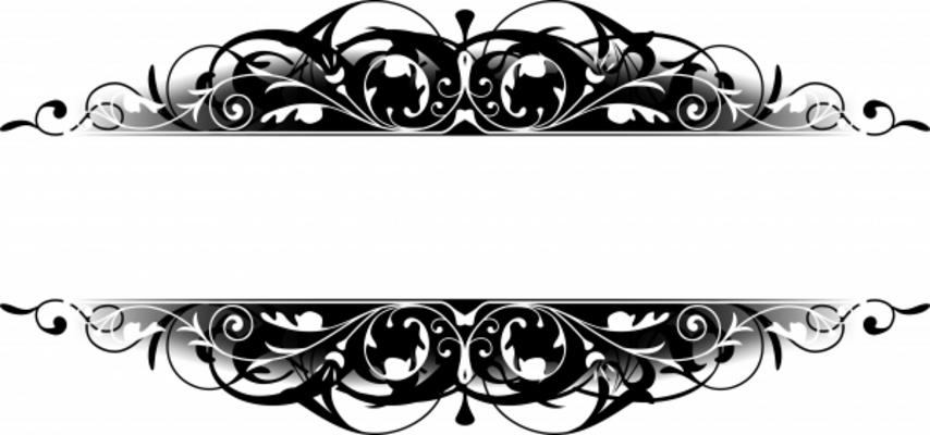 Scroll Border Clipart Free Download Clip Art.