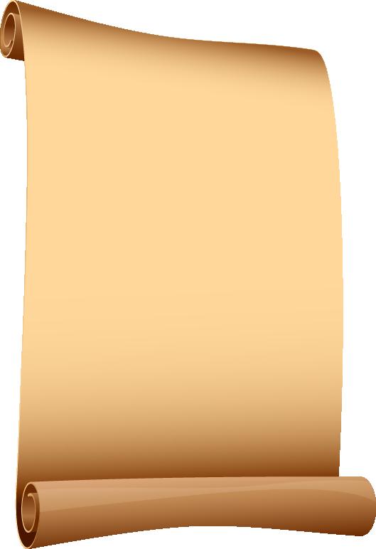 Paper Scroll Clip art.