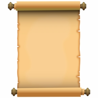 Scroll Clipart PNG Images.