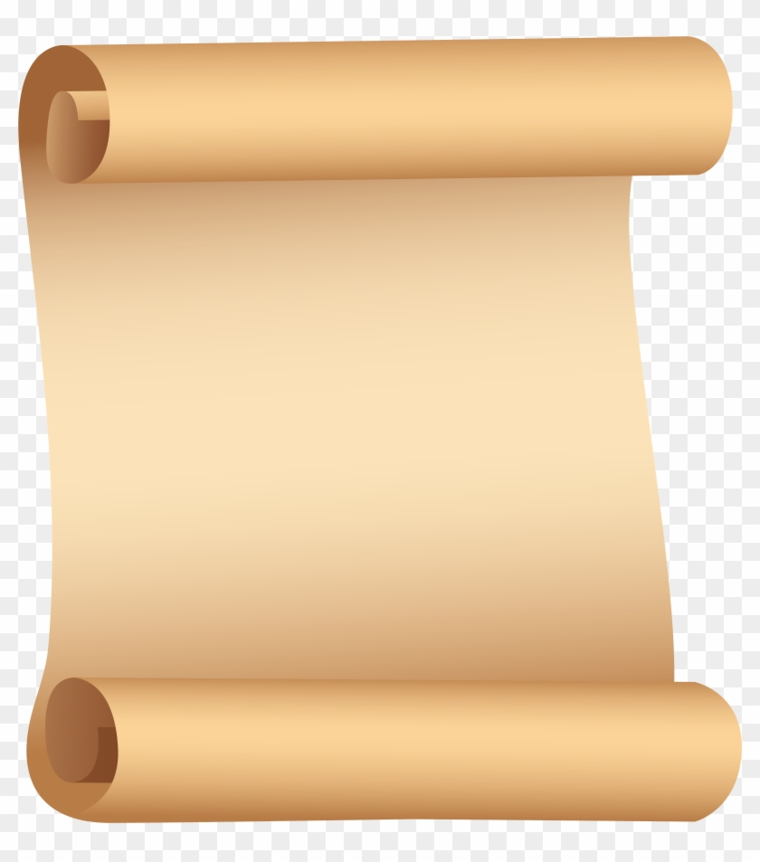 Old Paper Clipart Svg.