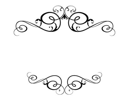 Clipart Scroll Design (88+ images in Collection) Page 2.
