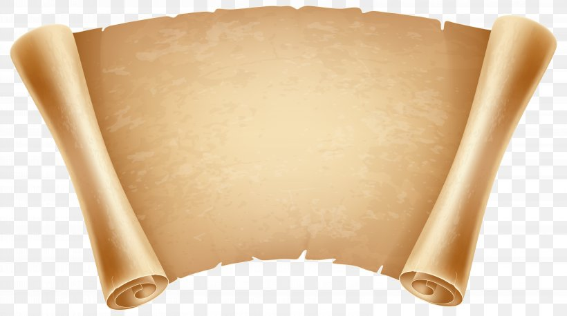 Papyrus Scroll Icon Clip Art, PNG, 6266x3507px, Paper.