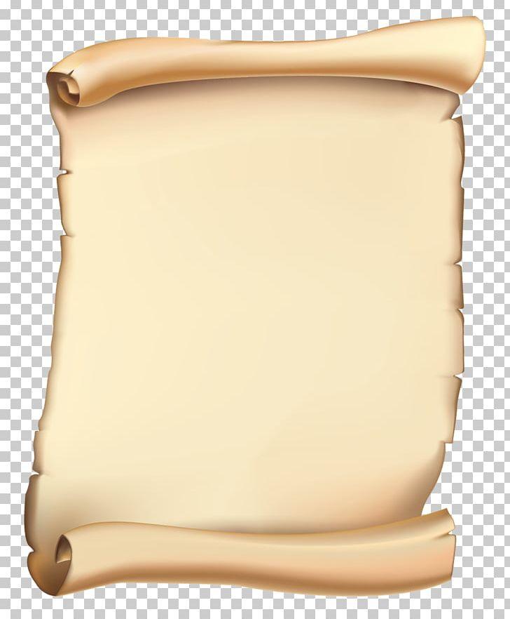 Paper Parchment Scroll PNG, Clipart, Beige, Clip Art.