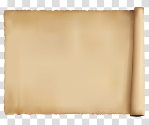 Empty brown scroll artwork, Paper Scroll , Vintage Paper.