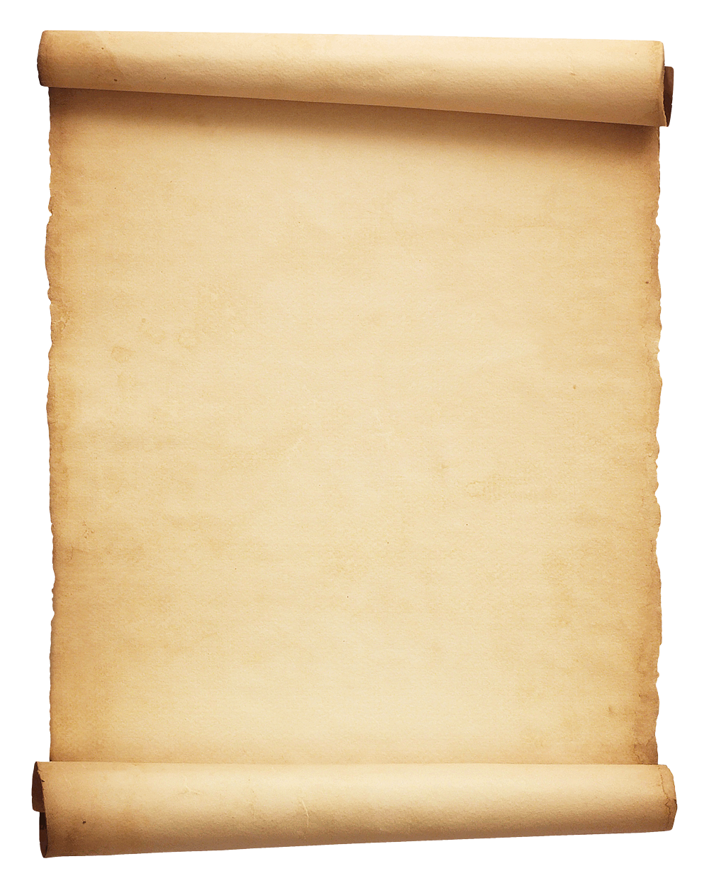 Scroll PNG Image.