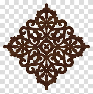 Classic Fretwork Scroll Saw Patterns PNG clipart images free.