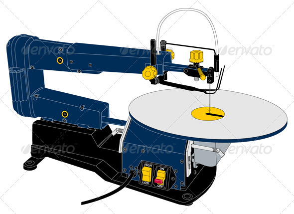 Scroll Saw Graphics, Designs & Template from GraphicRiver.
