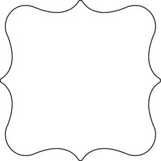 Fancy Shapes Fancy Shapes Clip Art Black Design Images.