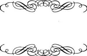 scroll clip art.