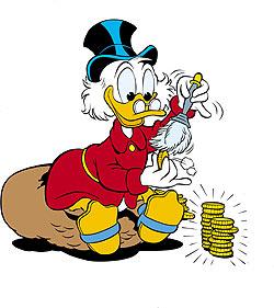 Scrooge Mcduck Clipart.