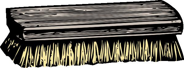 Scrub Brush clip art (109232) Free SVG Download / 4 Vector.