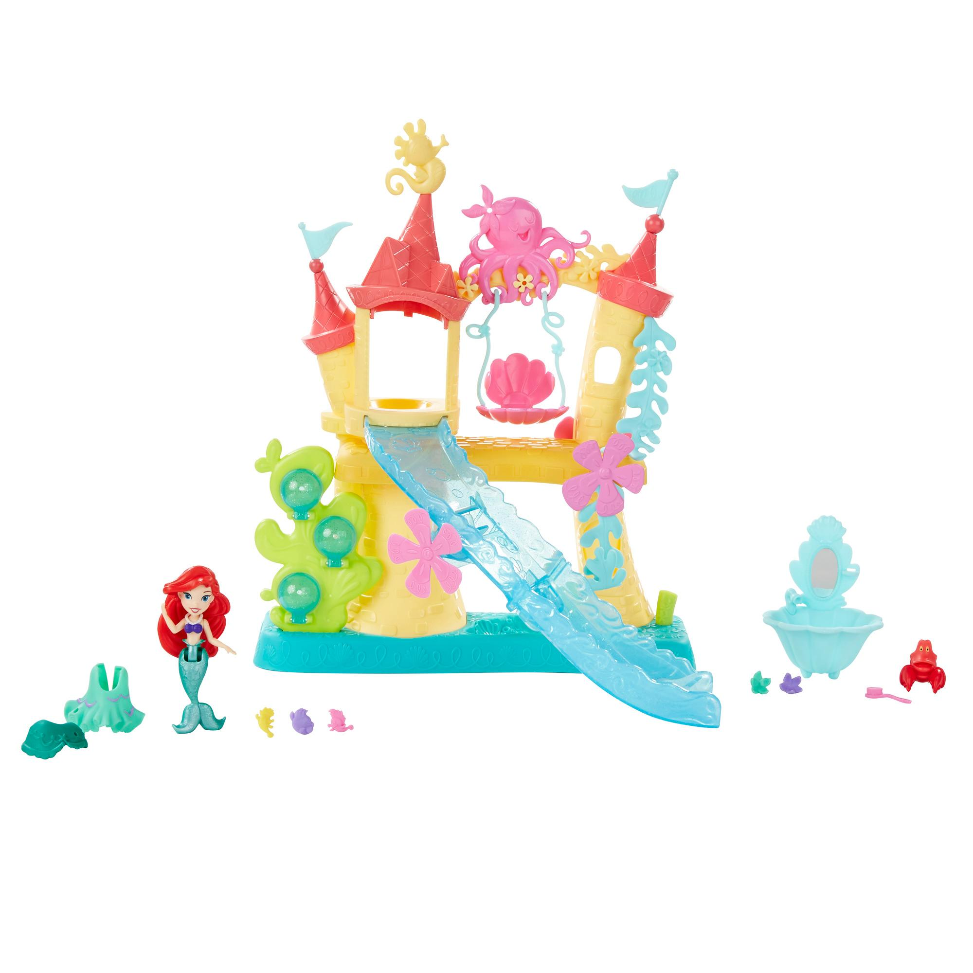 Disney Princess Little Kingdom Ariel's Sea Castle.