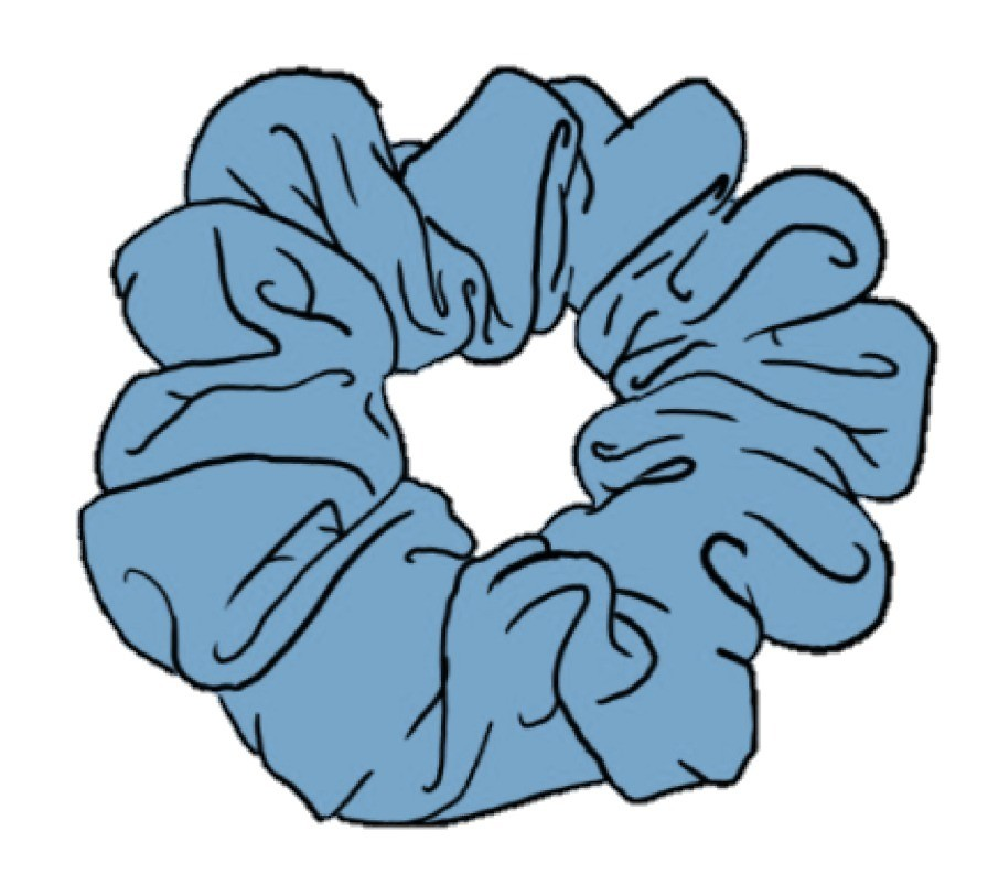 Clipart scrunchies Transparent pictures on F.
