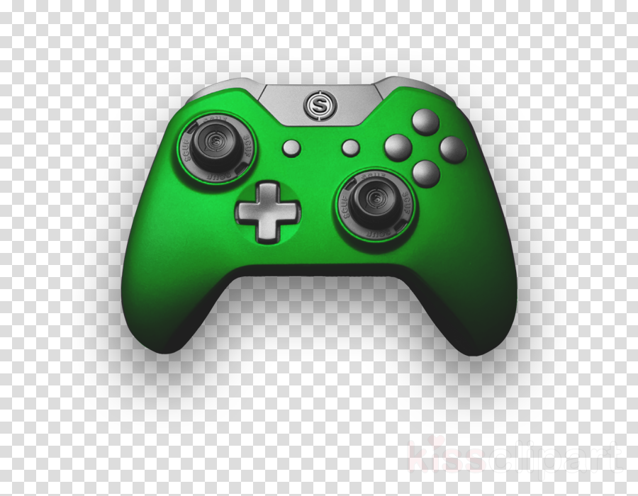Game Controllers, Xbox One Controller, Xbox One, transparent.