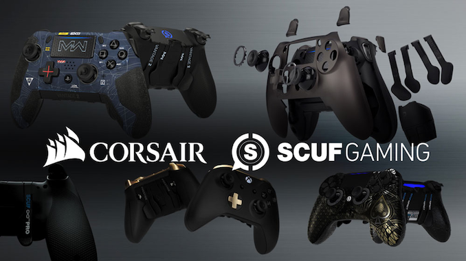 Corsair to Acquire SCUF Gaming.