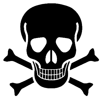 Skull and crossbones images clipart images gallery for free.