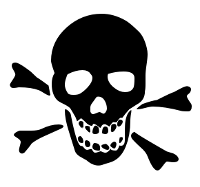 Skull clipart 6 free clipart images.
