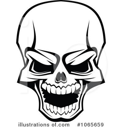 Skulls Clipart.