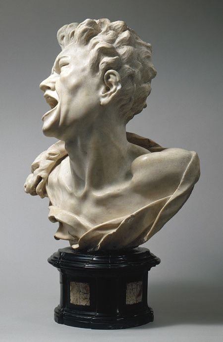 Balthasar Permoser: Bust of Marsyas (2002.468).