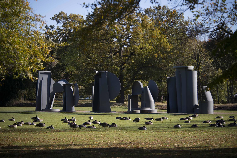 Yorkshire Sculpture Park.
