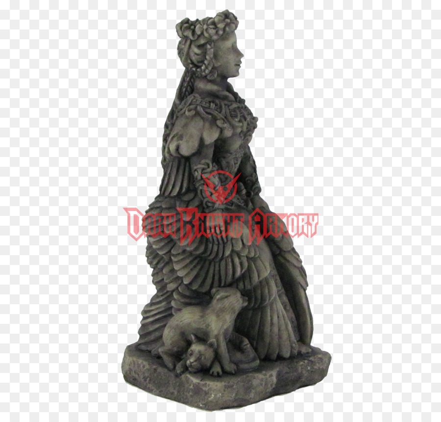 Statue Top view png download.