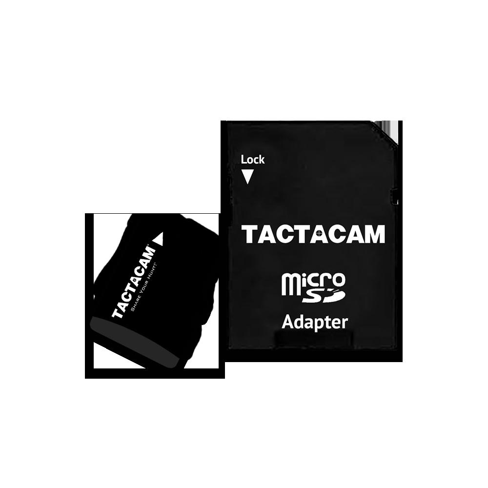 Tactacam Ultra microSD.
