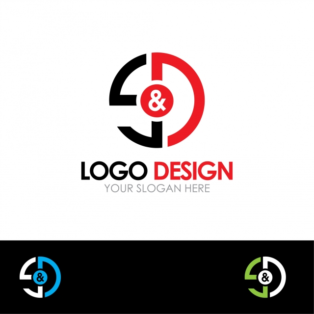 Sd Letter Logo Template for Free Download on Pngtree.