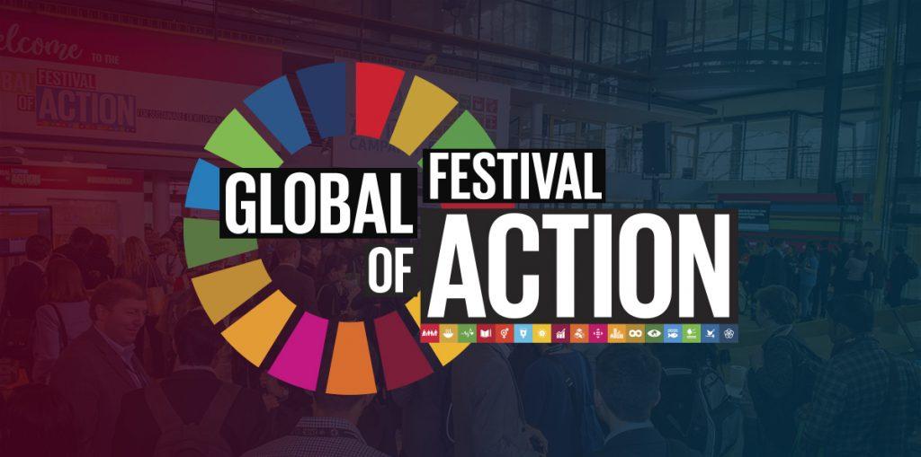 UN SDG Action Campaign.