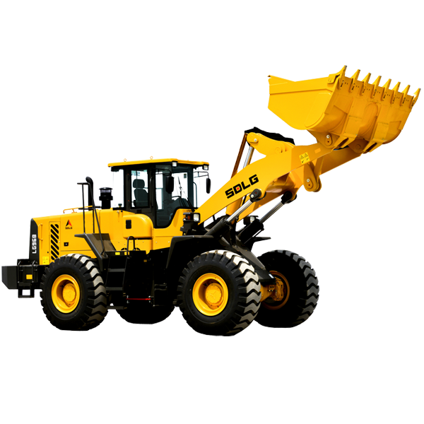 SDLG Wheeled Loaders.