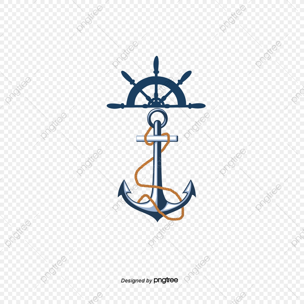 Anchor, Cartoon, Sea, Anchor Clipart PNG Transparent Clipart.