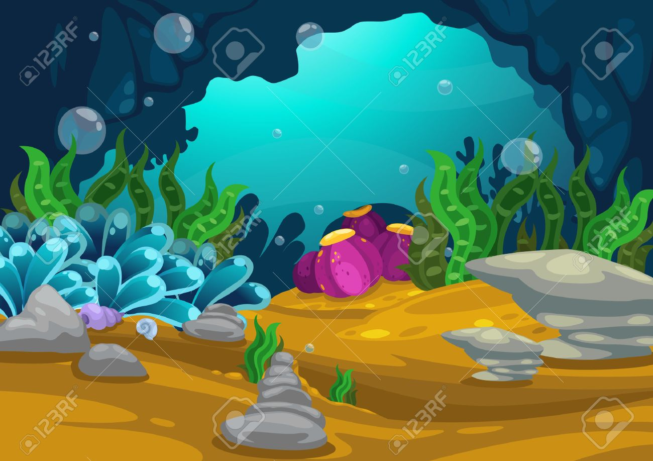 Sea background clipart 5 » Clipart Station.