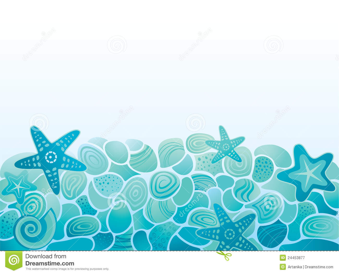Sea background clipart 6 » Clipart Station.