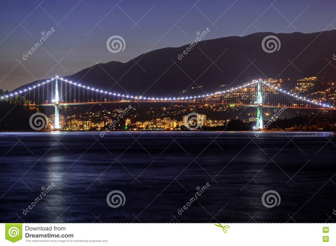 Map Mountains Bridge Sea Clipart.