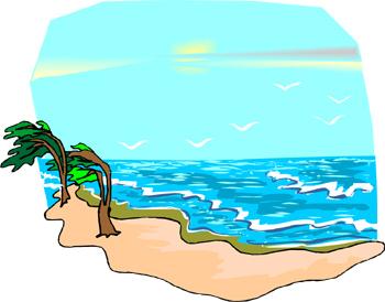 ocean clip art.