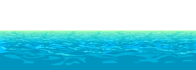6743 Ocean free clipart.