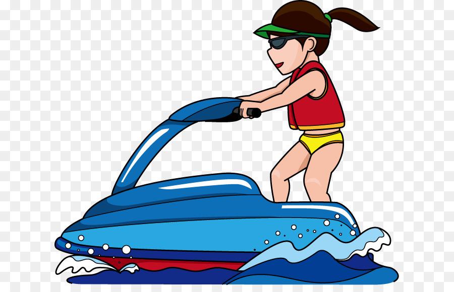 Boat Cartoon png download.