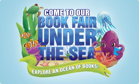 Scholastic under the sea clipart.