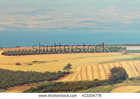 Galilee Stock Photos, Royalty.