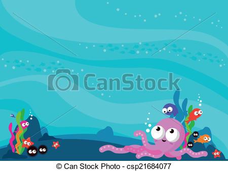 Sea floor Clip Art Vector Graphics. 433 Sea floor EPS clipart.