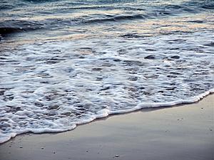 Stock Photo: Sea Foam Picture. Image: 232840.