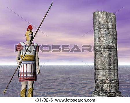 Stock Illustration of Sea Guard k0173276.