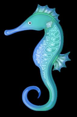 Seahorse sea horse clip art image 5 2.