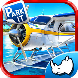 Sea plane Exotic Island Real Fly & Park Airplane Racing Game by.