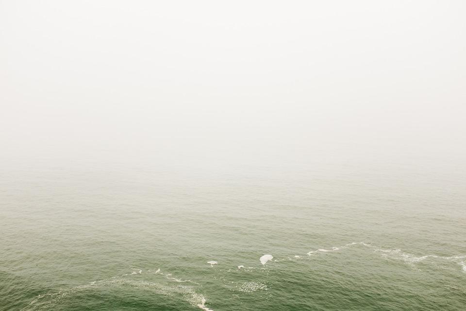 Calm, Sea.