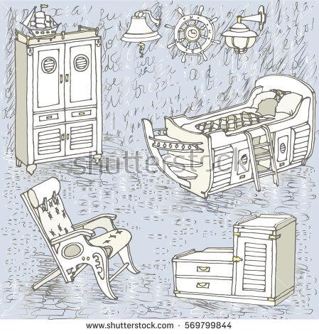 Ocean Bed Stock Vectors, Images & Vector Art.