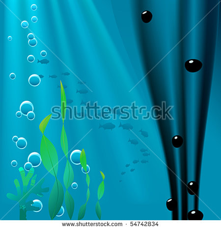 Floating Fish Stock Vectors & Vector Clip Art.
