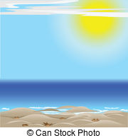 Sun sea sand Clipart Vector Graphics. 10,625 Sun sea sand EPS clip.